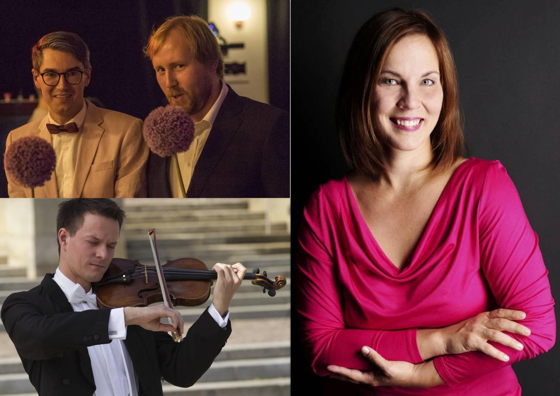 (Fotos: Enrico Meyer, Katrin Bemmann, Sarolta Boros)